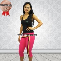 Capry Cotton Fitness Feminino Adulto Liso