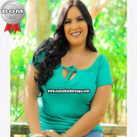 Blusa Plus Size Lisa G
