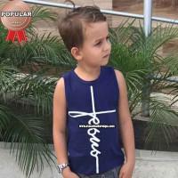 Camisa Infantil Moda Evangélica