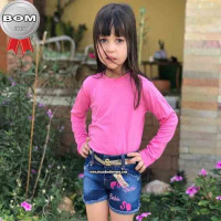 Shortinhos Jeans Infantil