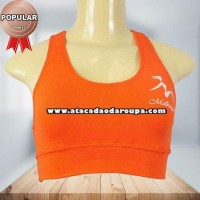 Top Fitness Cotton Liso