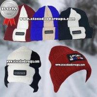 Touca Gorro unissex adulto